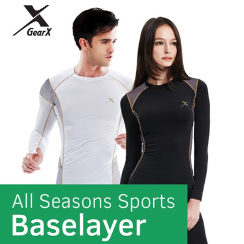Mens New Sports Compression Base Layer For All Seasons