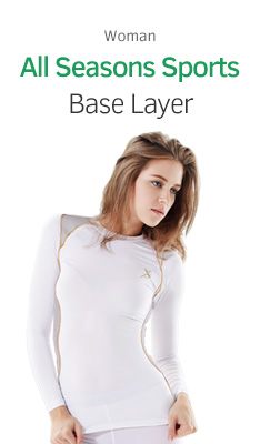 Womens New Sports Compression Base Layer For All Seasons